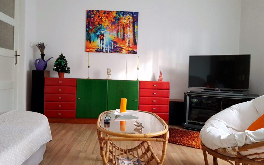 Pécs, Vas Gereben utca 3 szobás ház