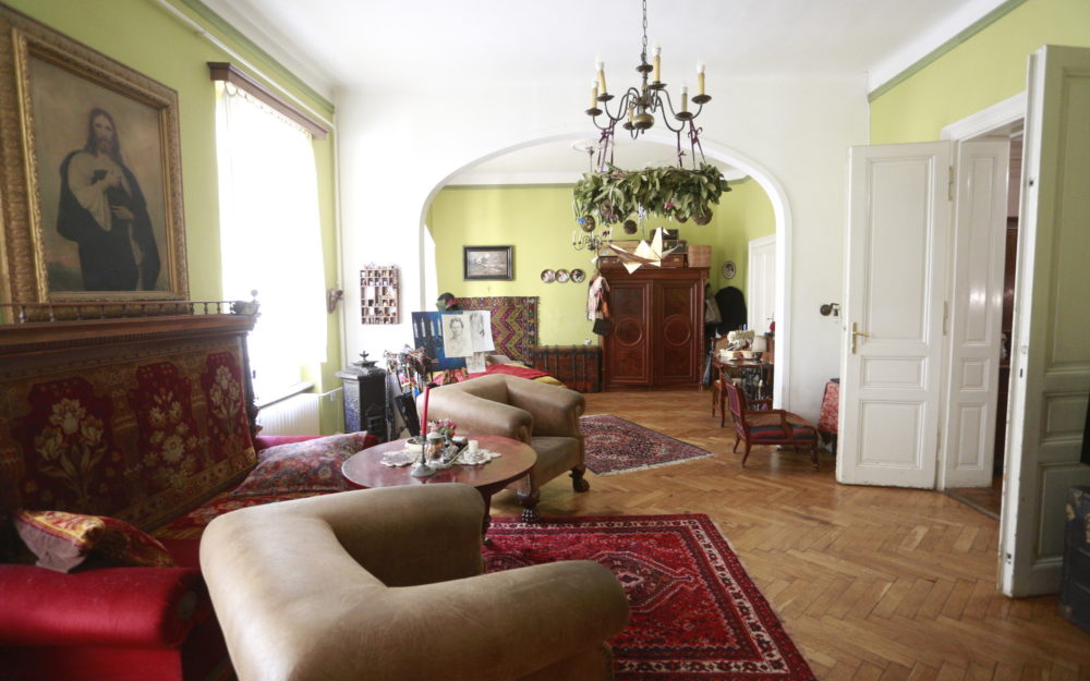 Pécs, József családi ház
